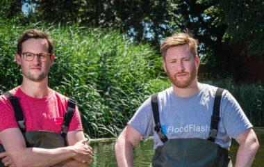 FloodFlash Founders Adam and Ian