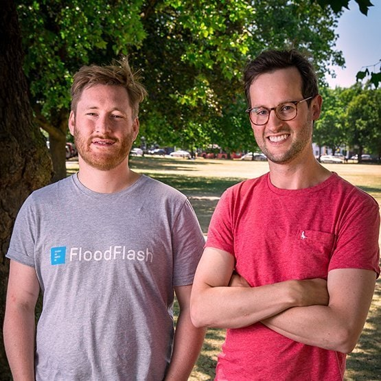 Floodflash founders