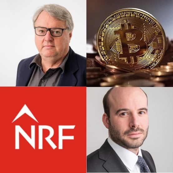 Norton Rose Fulbright Cryptocurrency underwriting