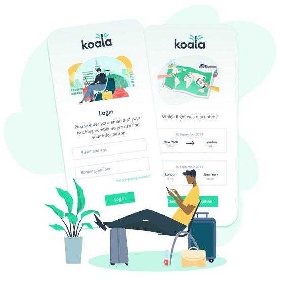 Koala product insurtech gateway portfolio