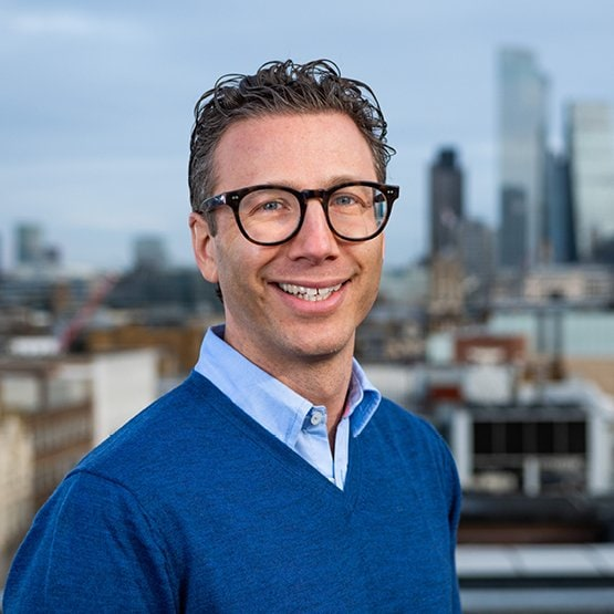 Benjamin Hay Co-founder Collective Benefits