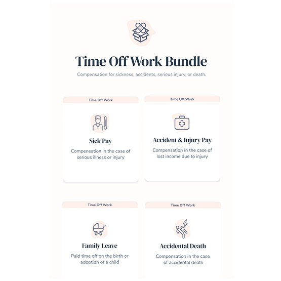 Collective Benefits time off work insurance