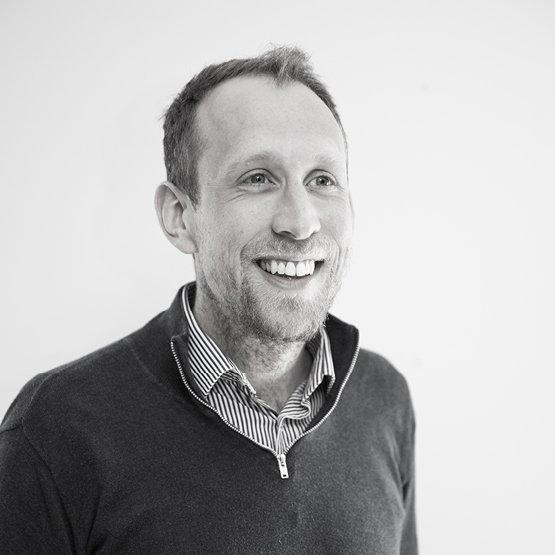 Leo Walton, growth director and co-founder of SUPERHOG .