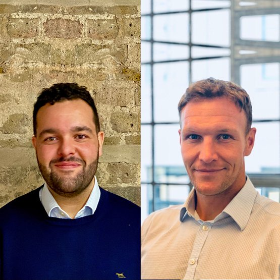 Founders Sam and Tom (BondAval) Insurtech Gateway Portfolio