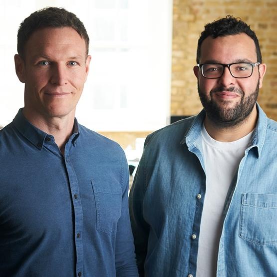 Tom and Sam Bondaval Founders